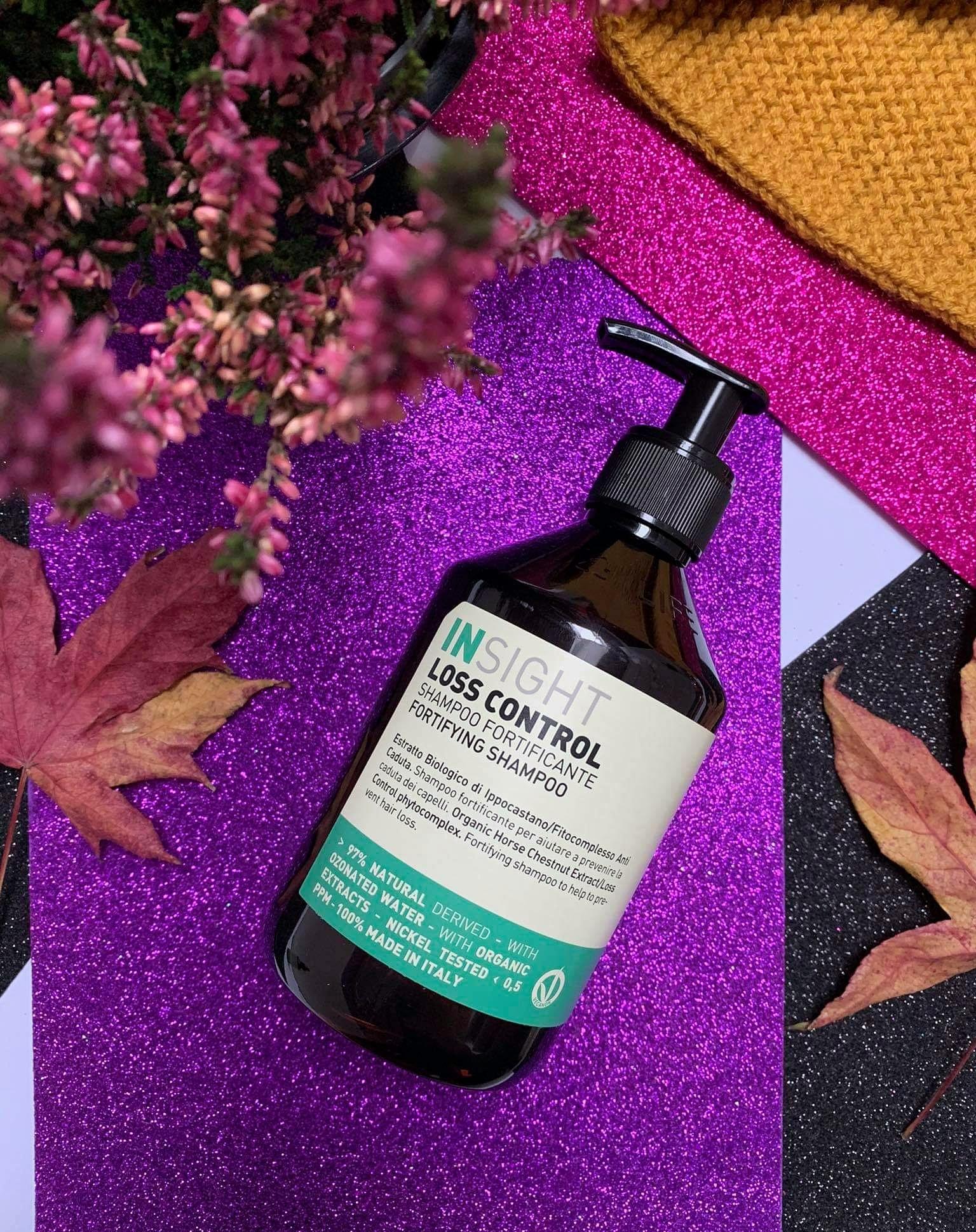 INSIGHT LOSS CONTROL - szampon przeciw wypadaniu włosów.