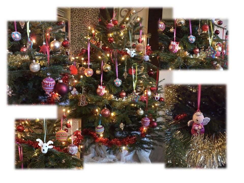 Uiltjes Haken Voor Kerstboom