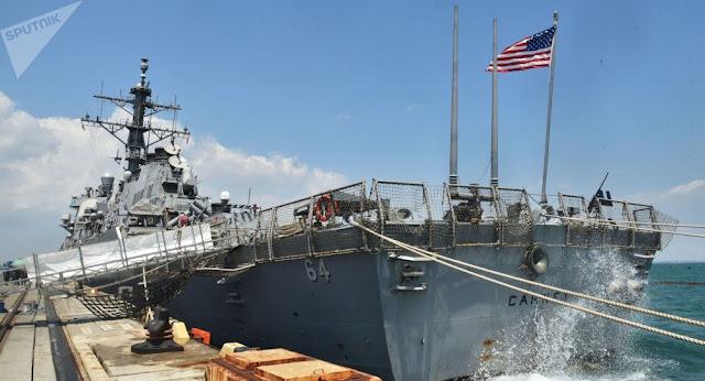 """الجيش الأمريكي يعلن تسجيل أول إصابة بـ""""كورونا"""" على متن إحدى سفنه الحربية"""
