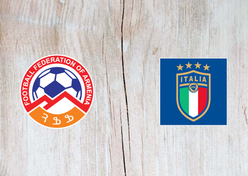 Armenia vs Italy Full Match & Highlights 5 September 2019