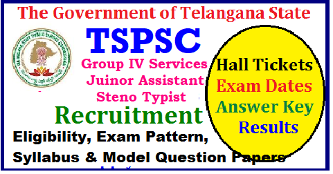 Telangana Group IV Services Juinor Assistant Steno Typist 1521 Vacancies - Get Details TSPSC Juinor Assistant Steno Typist Posts Recruitment Notification Apply Online ,Eligibility , Exam Dates, Syllabus , Question Papers , Exam Pattern PDF Download |Telangana TSPSC Juinor Assistant Steno Typist Posts Recruitment Notification | TSPSC Juinor Assistant Steno Typist Posts Vacancies in Telangana State | Eligibility for TSPSC Juinor Assistant Steno Typist Posts Posts in Revenue Dept of Telangana State | Exam Pattern for TSPSC Juinor Assistant Steno Typist Posts Posts | Syllabus for TSPSC Juinor Assistant Steno Typist Posts Download | Model Papaers forTSPSC Juinor Assistant Steno Typist Posts Recruitment Exam | Telangana State Govt and Public Service Commission have decided to recruit TSPSC Juinor Assistant Steno Typist Posts in Telangana-ts-tspsc-Juinor-Assistant-Steno-Typist-recruitment-notification-2018-apply-online-application-form-halltickets-exam-dates-answer-key-results-eligibility-exam-pattern-syllabus-model-papers-download /2018/06/Telangana-ts-tspsc-Juinor-Assistant-Steno-Typist-recruitment-notification-2018-apply-online-application-form-halltickets-exam-dates-answer-key-results-eligibility-exam-pattern-syllabus-model-papers-download.html