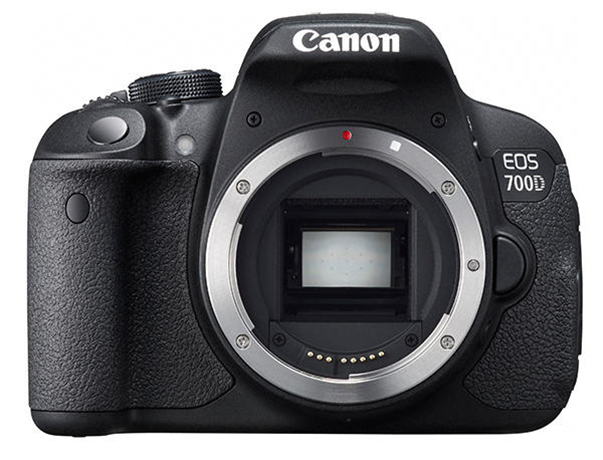 Canon EOS 700D / T5i Rebel DSLR Camera Body