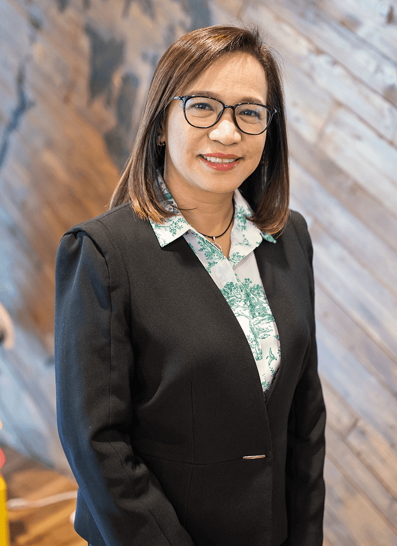 Ms. Bernadette Nacario, Country Manager of Google Philippines