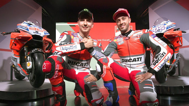 MotoGP: Lorenzo Buka Suara Terkait Permintaan Kenaikan Gaji Dovizioso