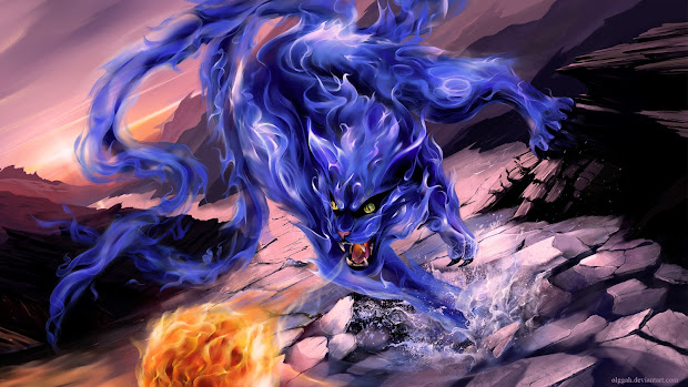 Naruto All Tailed Beasts - Year of Clean Water