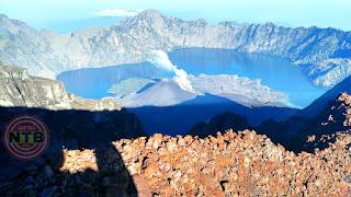 Pendakian Rinjani Dibuka, Lombok Kembali Disambangi Gempa