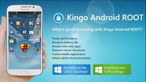 عمل روت لجميع أجهزة الأندرويد في بضع ثواني مع تطبيق Kingo ROOT