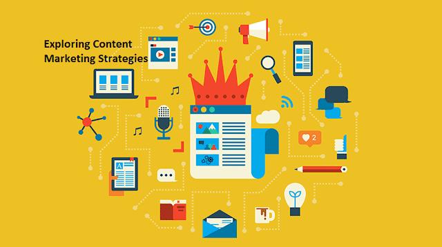 Exploring Content Marketing Strategies