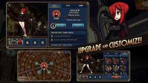 Download Game Skullgirls MOD APK 4.3.3 | Dumb Enemies | No Skill CD