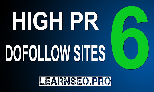 HIGHPR 6 Directory Submission sites