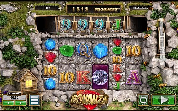 Main Gratis Slot Indonesia - Bonanza Megaways (Big Time Gaming)
