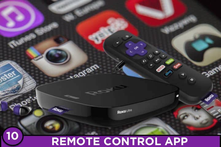 Roku Remote Control Apps