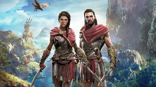 Assassin's Creed Odyssey Standalone Game Komputer