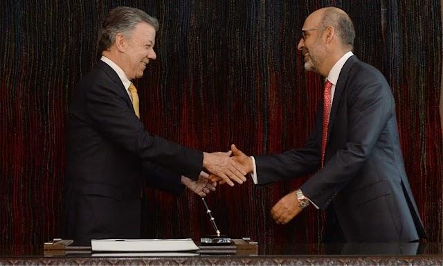 Ex senador cundinamarqués Camilo Sánchez asumió como Alto Consejero Presidencial para las Regiones