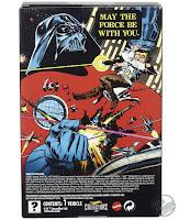 SDCC 2021 Mattel Hot Wheels Comic Con Star Wars Darth Vader Comic Cover 01