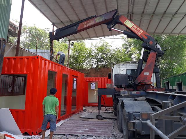 Sự Thật Về Container Văn Phòng Tại Tiền Giang