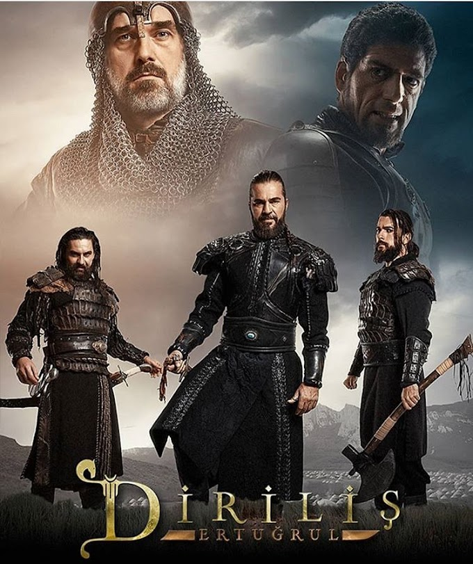 Ertugrul Season 5 Episode 40 With Urdu Subtitles