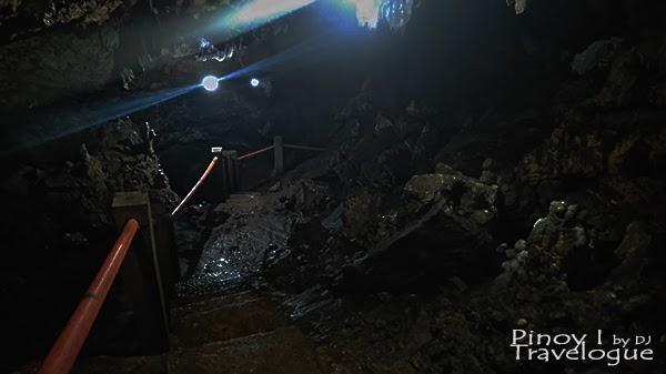 Paraiso Cave trail