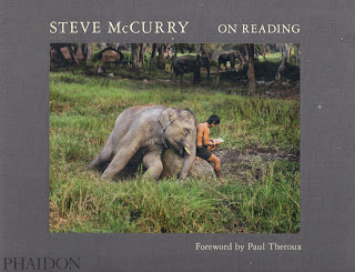 Copertina di McCurry, On reading