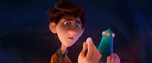 Sinopsis Film Animasi Spies in Disguise (2019)