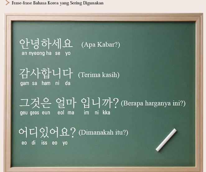 Masa Sma Cara Belajr Bahasa Korea Dengan Mudah Dan Praktis