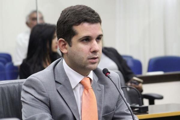 Felipe Alves descarta possibilidade de Garibaldi Alves disputar Prefeitura de Natal