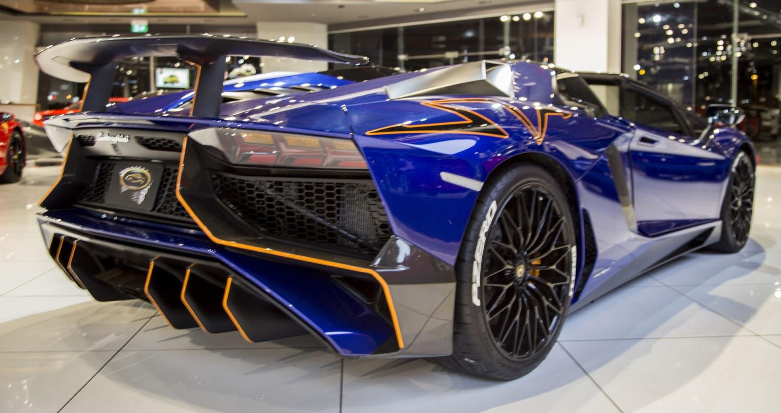Open Your Cheque Book, This Lamborghini Aventador SV Doesn\'t Come ...