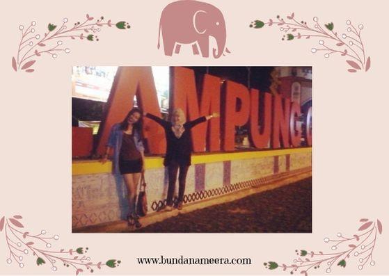 Pengalaman pertama kali ke Lampung, menimati keindahan lampung, travelling ke lampung
