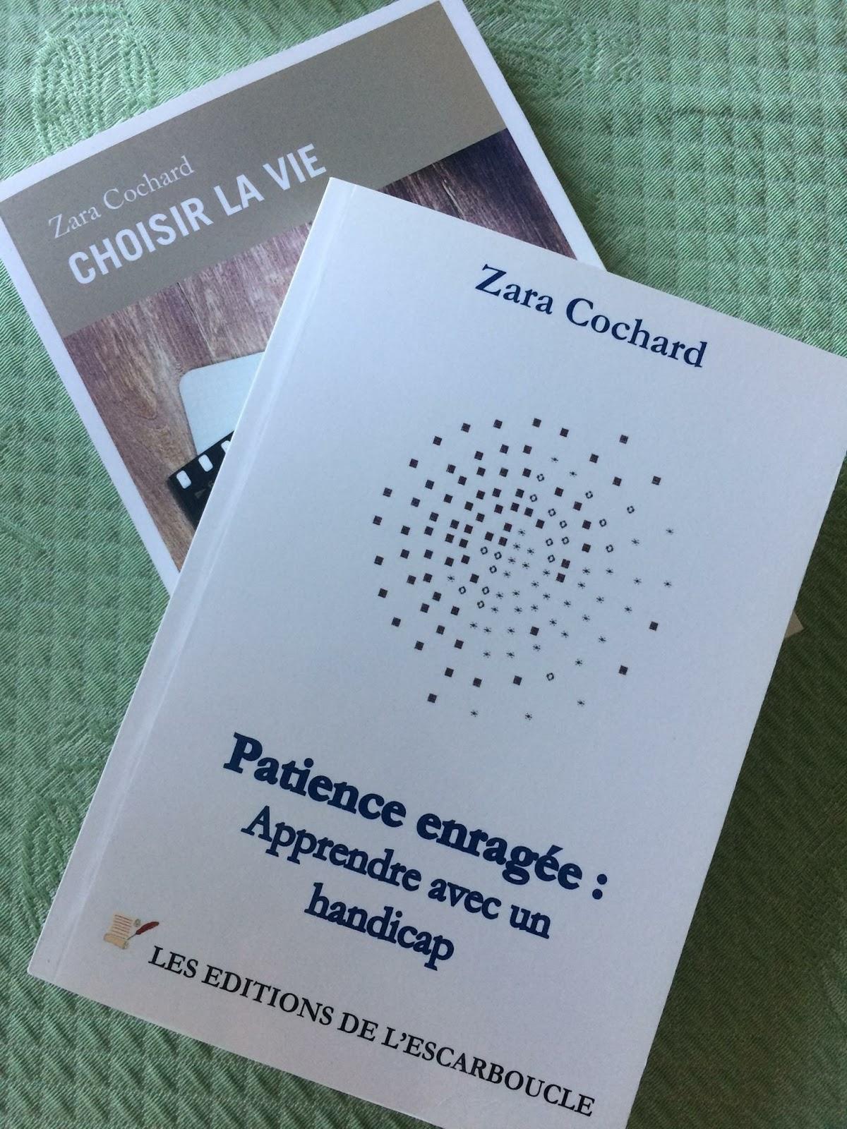 Zara Cochard Auteure Et Conferenciere Contact Et Commande