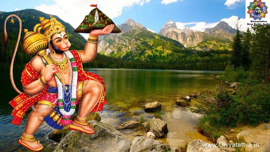 3d Wallpapers of Hindu God Hanuman ji, Lord Hanuman With 4K Full HD Download