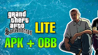 Download Grand Theft Auto San Andreas Lite APK