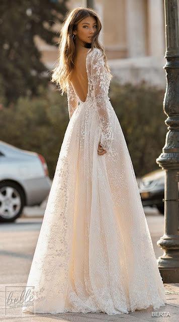 K'Mich Weddings - wedding planning - wedding dresses - Berta Athens Collection