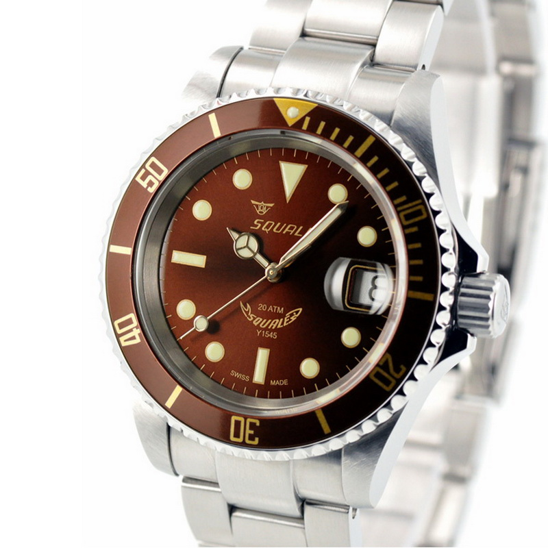 oceanictime squale 20 atmos root beer
