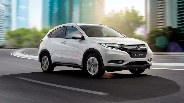 Desain Eksterior Honda HRV