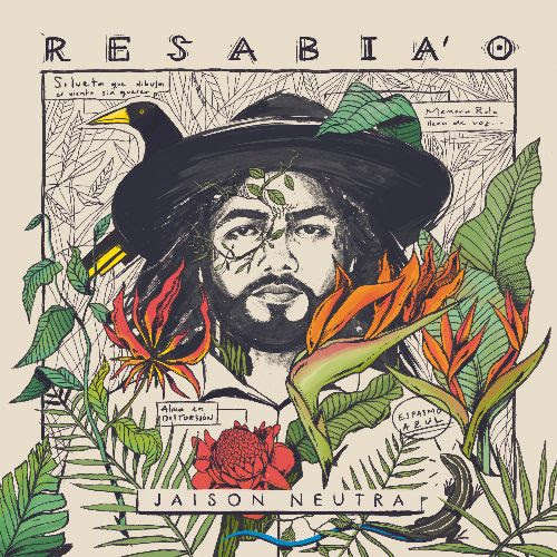 Jaison Neutra presenta Resabia'o, su disco debut dónde le canta al continente