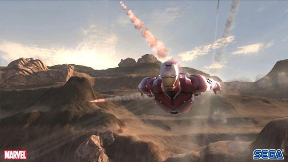 Iron Man PC Game