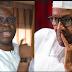 Buhari meets Fayose.....