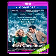 Last Christmas: Otra oportunidad para amar (2019) WEB-DL 1080p Latino