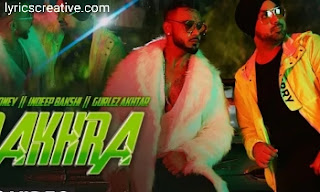 Nakhra Song Lyrics | Deep Money | by lyricscreative