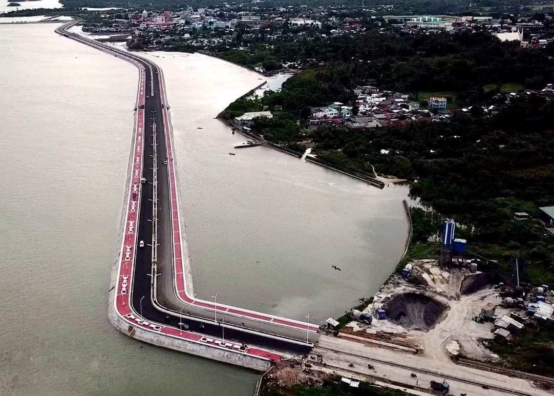 Sorsogon City Coastal Road now open