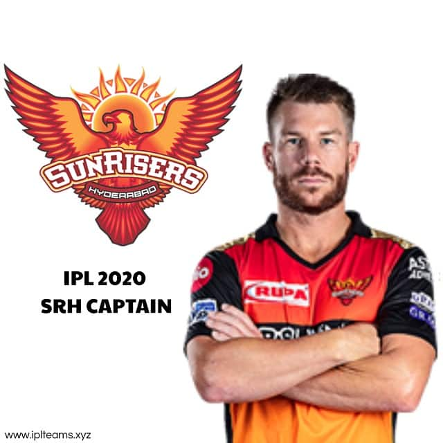 Sunrisers Hyderabad Captain