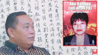 Arief Poyuono Puji Buku 'Aku Bangga Jadi Anak PKI'