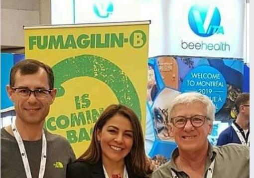 Το Φουμιντίλ επιστρέφει διαφημίζει η Apimondia στον Καναδά: Για ποιους όμως;