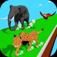 Animal Transform Race – Epic Race 3D Mod Apk