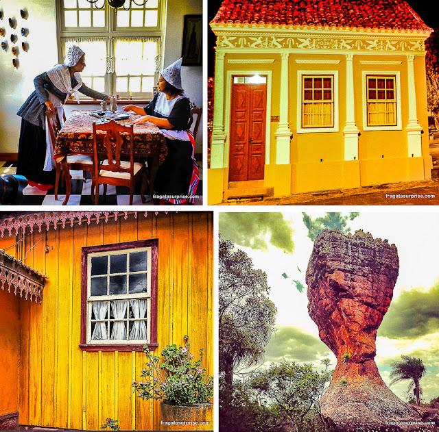 Atrações turísticas próximas a Curitiba