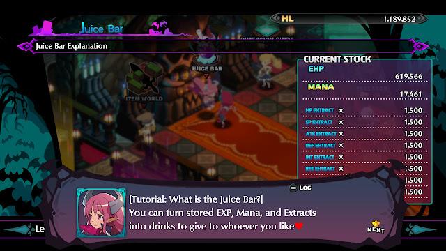 disgaea 6 switch juice bar