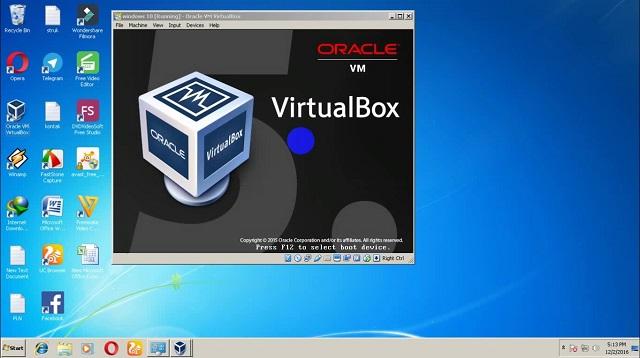 Cara Menggunakan Virtualbox