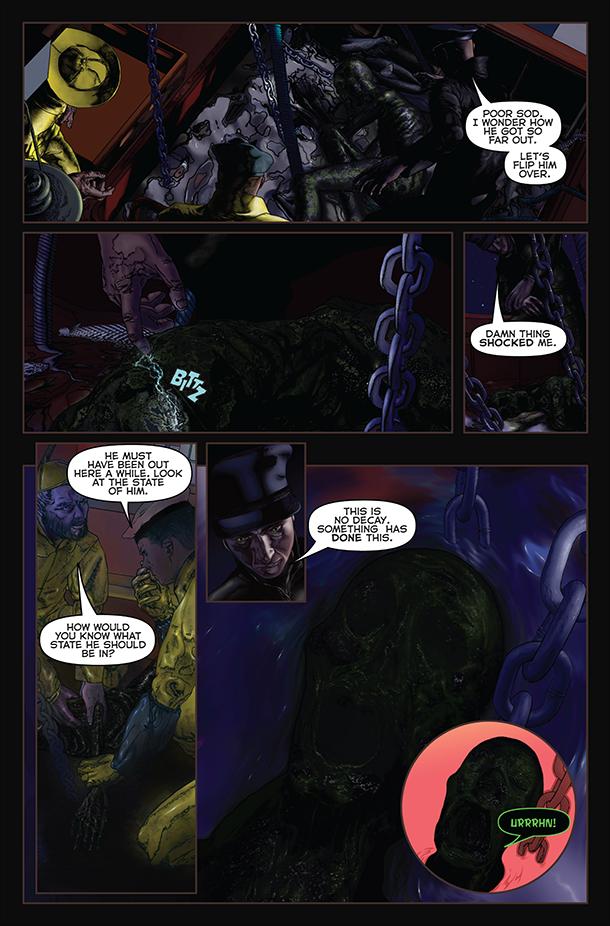 Classic Horror Comics - 8