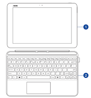 ASUS Transformer Mini T102HA manual PDF download (English)
