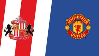 Sunderland vs Manchester United: Rooney & Young Absen